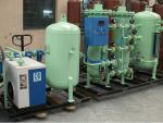 PSA Oxygen Generator and Oxygen Cylinder Filling Station