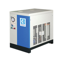 ADL Series Normal Inlet Temperature Refrigerated Dryer with Shell and Tube Heat Exchanger